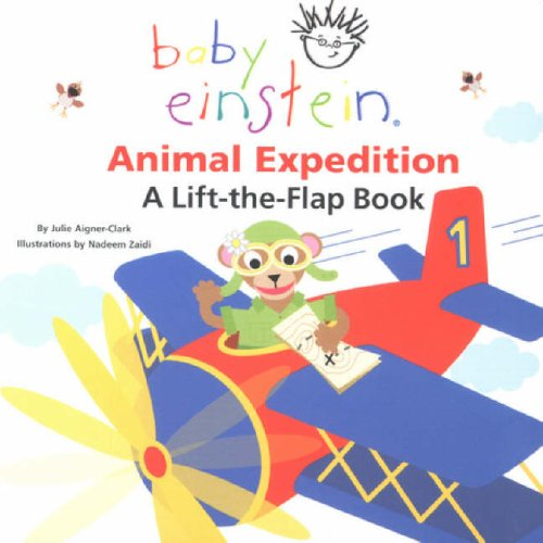 9780439963237: Animal Expedition (Baby Einstein)