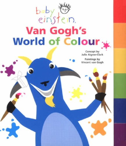 9780439963510: Van Gogh's World of Colour (Baby Einstein)