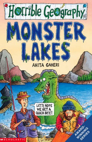 9780439963961: Monster Lakes (Horrible Geography)