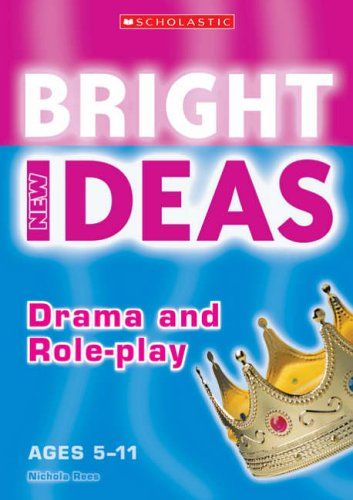 9780439965033: Drama and Role-play (New Bright Ideas)