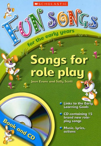 9780439965354: Songs for Role Play with CD (Fun Songs for the Early Years)