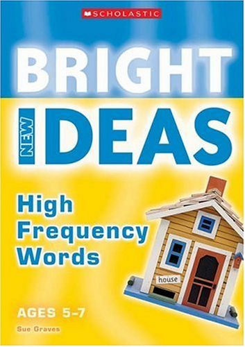 9780439965415: High Frequency Words (New Bright Ideas)