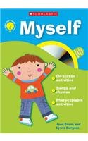 9780439965576: ? Myself with CD Rom (Themes for Early Years)