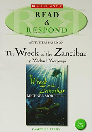 9780439965835: Wreck of the Zanzibar