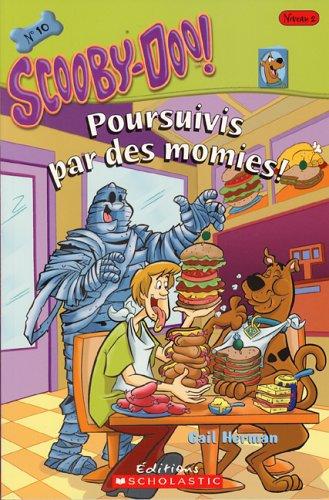 Scooby-Doo! Poursuivis par momies!Niv.2: Herman,Gail
