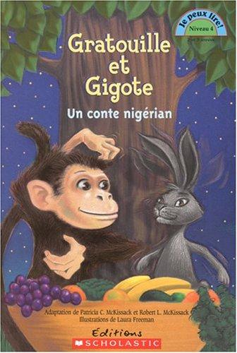 9780439966214: Gratouille et Gigote Niv. 4
