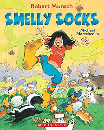 9780439967075: Smelly Socks