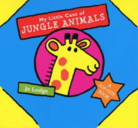 My Little Case of Jungle Animals (0439968267) by Jo Lodge