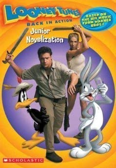 Looney Tunes Back in Action: Junior Novelisation