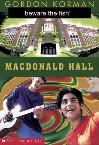 9780439969017: Beware the Fish! (Macdonald Hall)