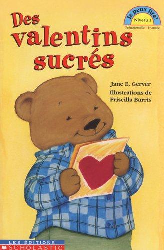 Des valentins sucr?s Niv. 1: Gerver,Jane E.