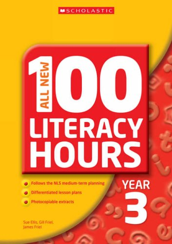 9780439971676: All New 100 Literacy Hours Year 3 (All New 100 Literacy Hours)