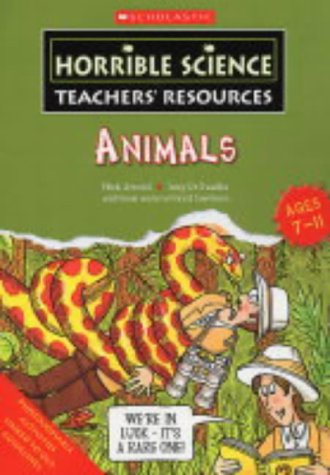 9780439971812: Animals (Horrible Science Teachers' Resources)