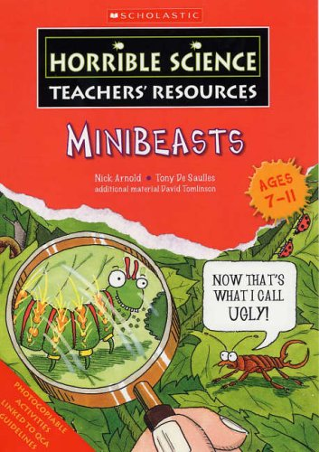 9780439971850: Mini-beasts (Horrible Science Teachers' Resources)