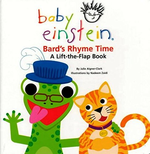 9780439973281: Bard's Rhyme Time: A Lift-the-flap Book (Baby Einstein)