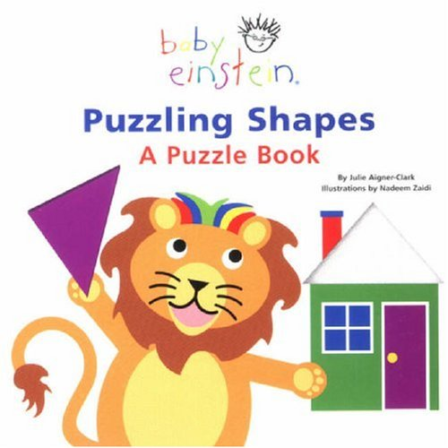 9780439973298: Puzzling Shapes: A Puzzle Book (Baby Einstein)