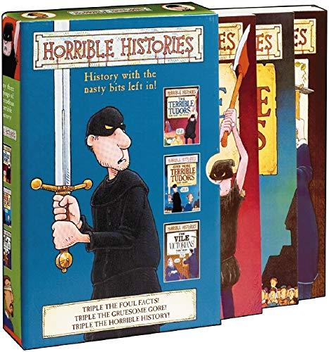 9780439973908: Horrible Histories Slipcase 1: