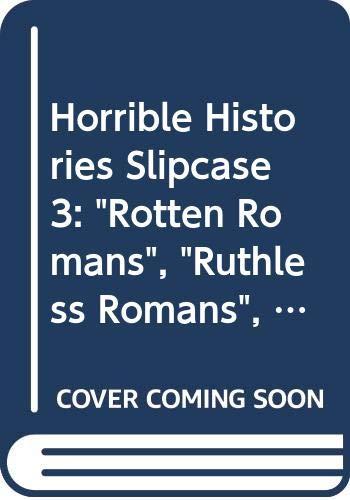 9780439973922: Horrible Histories Slipcase 3: