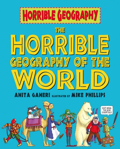 9780439977180: Horrible Geography of the World