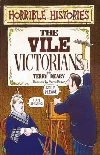9780439977401: Villainous Victorians (Horrible Histories)