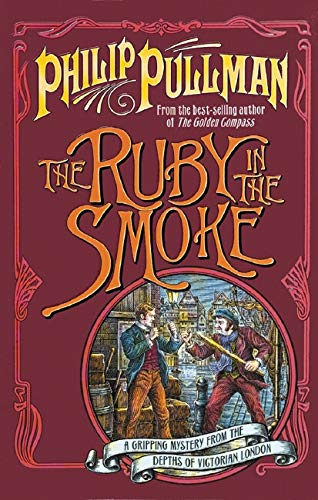 Image result for The Ruby in the Smoke by Philip Pullman