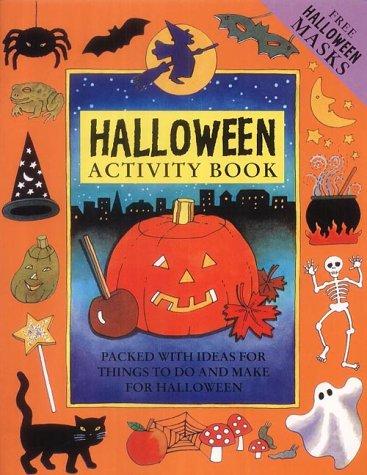 9780439978248: Halloween Activity Book