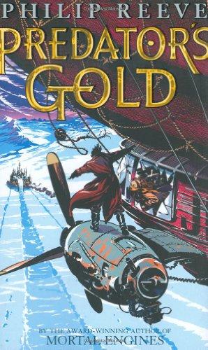 Predators Gold SIGNED COPY: Reeve, Philip.