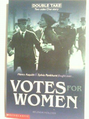 9780439978941: Votes for Women (Double Take)