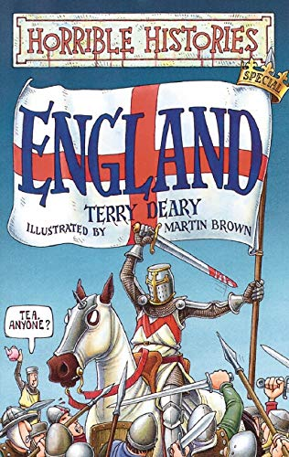 9780439979283: England (Horrible Histories Special)