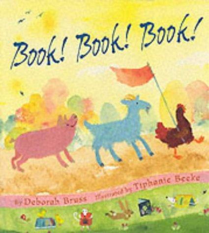 9780439979351: Book! Book! Book!