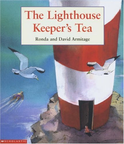 9780439979382: The Lighthouse Keeper's Tea