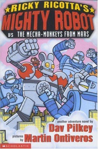 9780439979429: RICKY RICOTTA' S MIGHTY ROBOT VS. THE MECHA-MONKEYS FROM MARS