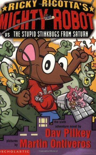 9780439980883: Ricky Ricotta's Mighty Robot vs the Stupid Stinkbugs from Sa