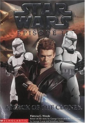 Attack of the Clones: Junior Novelisation (''episode Ii Star Wars'')'