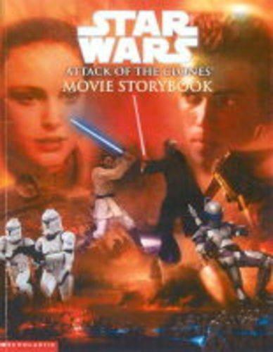 9780439980944: Episode II Star Wars Movie Storybook (