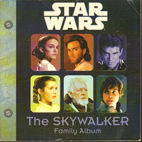 The Skywalker Family Album: Anon
