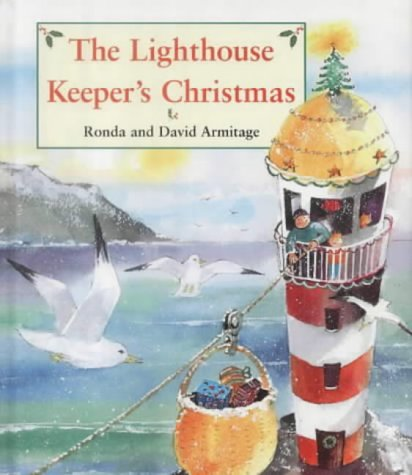 9780439981446: The Lighthouse Keeper's Christmas