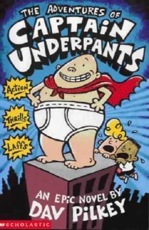 9780439981729: The Adventures of Captain Underpants: World Book Day Edition