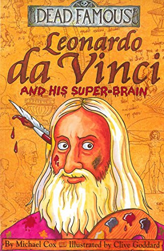 9780439982672: Leonardo da Vinci and his Super-brain (Dead Famous)