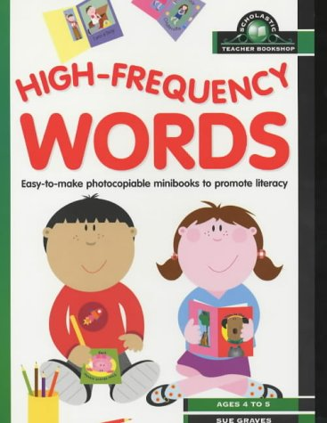 9780439983341: High Frequency Words (New Bright Ideas)