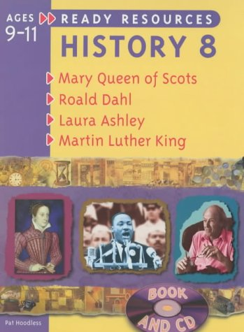 9780439984553: History; Book 8 Ages 9-11: Ages 9-11 Bk.8 (Ready Resources)
