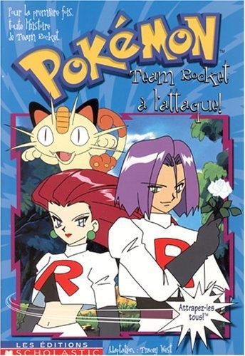 9780439985789: Pokemon 5 Team Rocket A L'Attaque