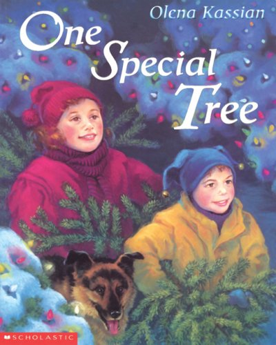 9780439987677: One Special Tree