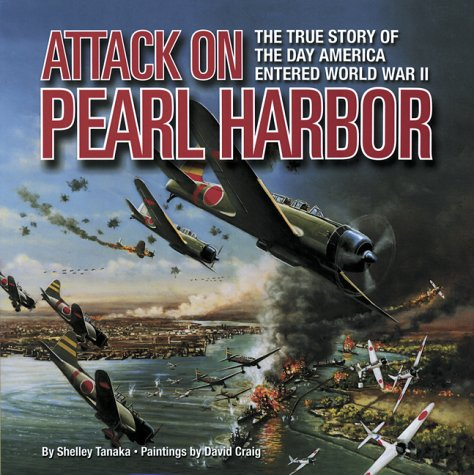 9780439988681: Attack on Pearl Harbor