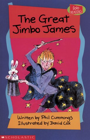 9780439988834: Solo Reading: The Great Jimbo James