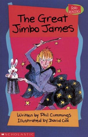 Solo Reading: The Great Jimbo James: Phil Cummings