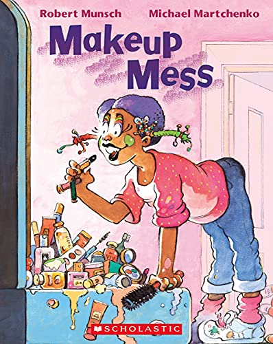 9780439988964: Makeup Mess