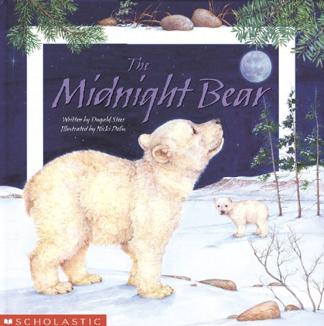 The Midnight Bear (0439989558) by Steer, Dugald