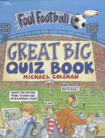 Great Big Quiz Book: Coleman, Michael