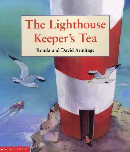 9780439994002: The Lighthouse Keeper's Tea